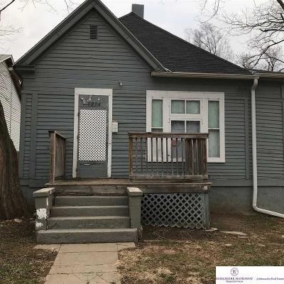 Omaha NE Single Family Home New: $45,000