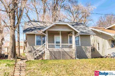 Omaha Single Family Home For Sale: 6332 N 32 Street
