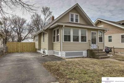 Omaha NE Single Family Home Pending: $100,000