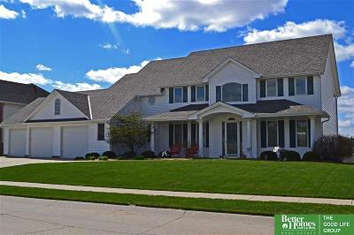 Omaha Single Family Home For Sale: 7344 N 122 Avenue Circle