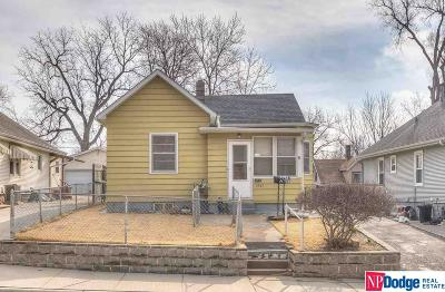 Omaha Single Family Home For Sale: 2347 S 8th Street