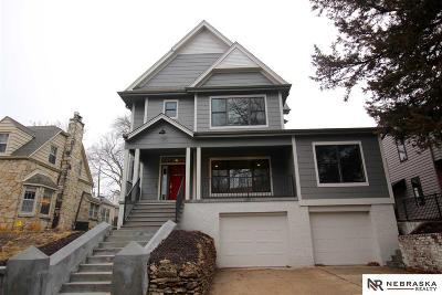 Omaha Single Family Home For Sale: 4910 Cass Street