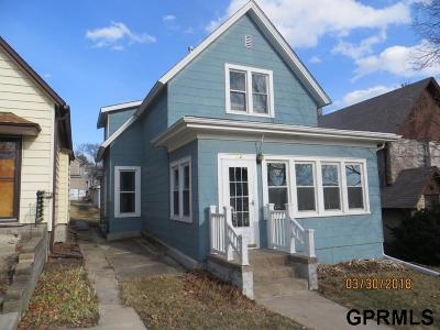 Missouri Valley Single Family Home For Sale: 114 N 7th Street