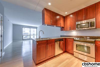 Omaha Condo/Townhouse For Sale: 120 S 31 Avenue #5513