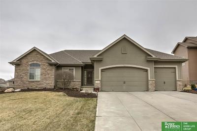 Papillion Single Family Home For Sale: 12621 S 81 Street