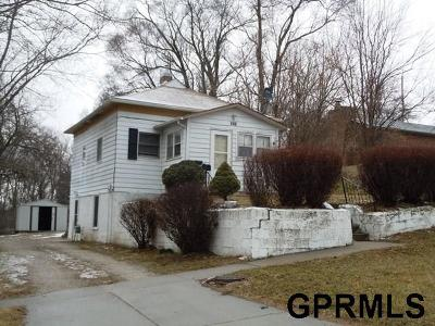 Missouri Valley Single Family Home For Sale: 599 N 3rd Street