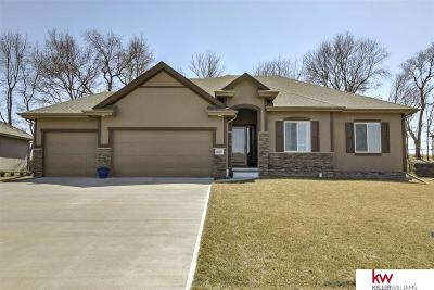 Papillion Single Family Home For Sale: 5107 Waterford Avenue
