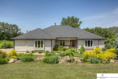 Fort Calhoun Single Family Home For Sale: 6852 Eagle Crest Lane
