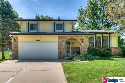 Omaha Single Family Home For Sale: 2603 N 124 Circle