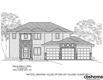 Papillion Single Family Home For Sale: 12615 S 75 Street