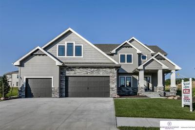 Omaha Single Family Home Model Home Not For Sale: 3107 N 179 Street