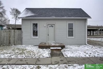 Council Bluffs Single Family Home For Sale: 1517 S 7 Street