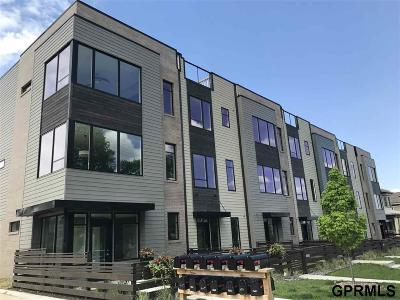 Omaha Condo/Townhouse For Sale: 1239 S 11th Street