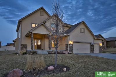Papillion Single Family Home For Sale: 12721 S 82nd Street