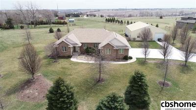 Omaha Single Family Home For Sale: 7737 N 207 Circle