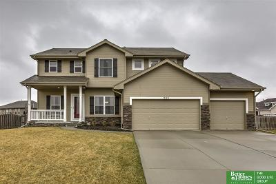Papillion Single Family Home For Sale: 2110 Broadwater Drive