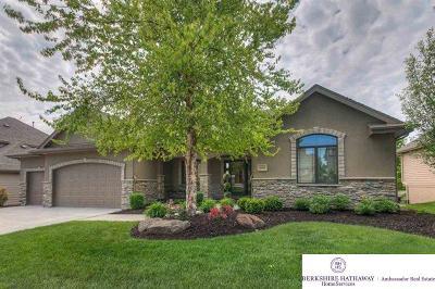 Omaha Single Family Home For Sale: 19259 Poppleton Avenue