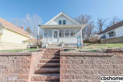 Omaha Single Family Home For Sale: 428 Cedar Street