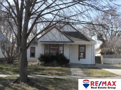 Council Bluffs Single Family Home For Sale: 1809 6th Avenue