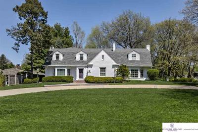 Omaha Single Family Home For Sale: 9102 Hickory Street