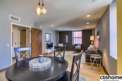 Omaha Condo/Townhouse For Sale: 312 S 16th Street #703