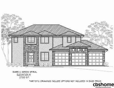 Elkhorn Single Family Home For Sale: 3508 S 214th Street