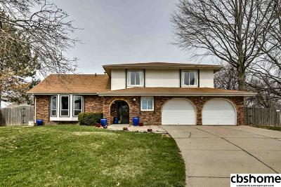 Papillion Single Family Home New: 810 Galway Circle