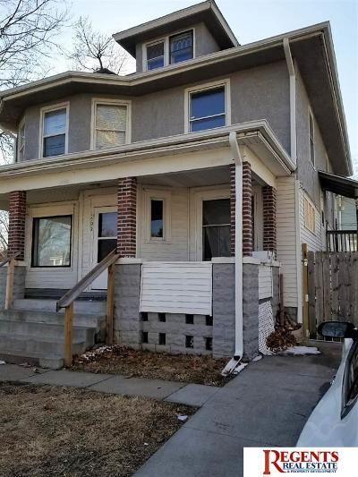 Omaha Multi Family Home For Sale: 1502 N 35 Street