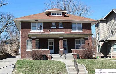 Omaha Multi Family Home For Sale: 134 N 35 Street