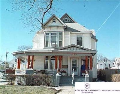 Omaha Multi Family Home For Sale: 1322 S 25th St
