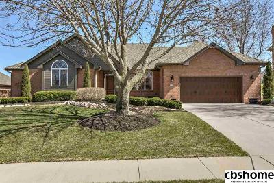 Omaha Single Family Home For Sale: 3307 N 130 Circle