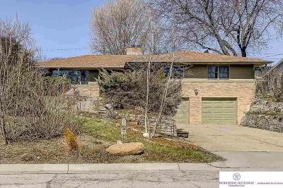 Omaha Single Family Home New: 744 Sunset Trail
