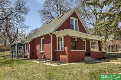 Omaha NE Single Family Home New: $119,500