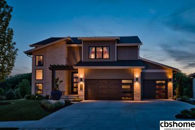 Omaha Single Family Home New: 1614 S 221 Circle
