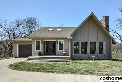 Plattsmouth Single Family Home For Sale: 18016 Peterson Road