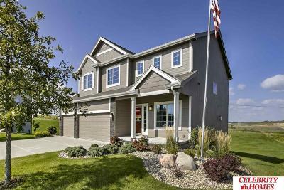 Gretna Single Family Home New: 18606 Willow Street