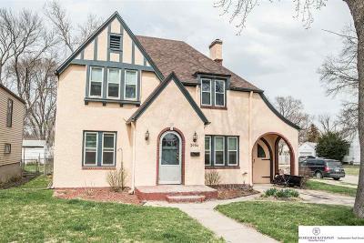 Omaha NE Single Family Home New: $135,000