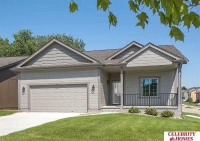 Bellevue Single Family Home New: 14450 S 20 Street