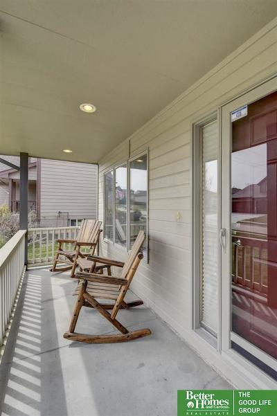 Papillion Single Family Home New: 4710 Pine Street