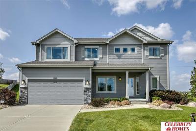 Gretna Single Family Home New: 7916 S 187 Street