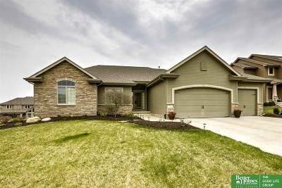 Papillion Single Family Home New: 12621 S 81 Street