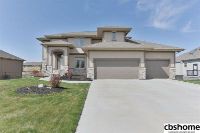 Papillion Single Family Home New: 1008 Clearwater Drive