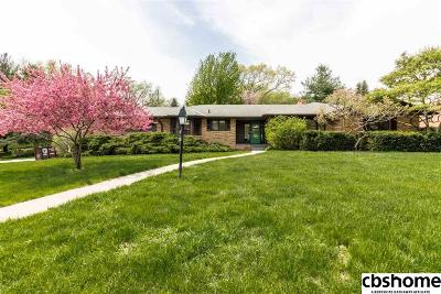 Omaha Single Family Home New: 6277 Glenwood Road
