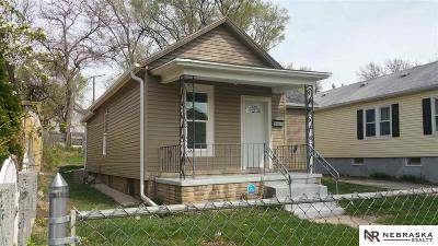 Omaha Single Family Home For Sale: 2313 S 20th Street