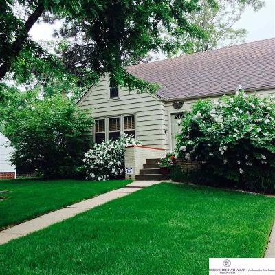 Blair Single Family Home For Sale: 121 N 23 Street