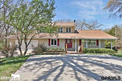 Plattsmouth Single Family Home For Sale: 8810 Riverdale Road