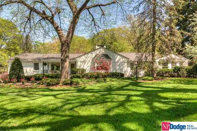 Omaha Single Family Home For Sale: 6420 Underwood Avenue