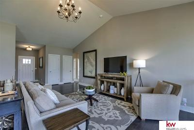 Omaha Single Family Home For Sale: 2522 N 191 Avenue