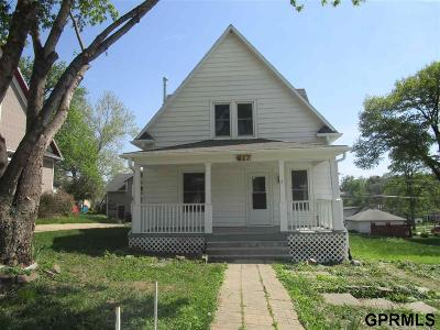 Plattsmouth Single Family Home For Sale: 617 Ave C
