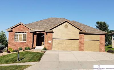 Gretna Single Family Home For Sale: 19321 Bellbrook Boulevard
